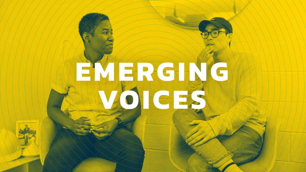 Emerging Voices Series