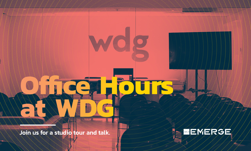 Office Hours at WDG - Washington DC